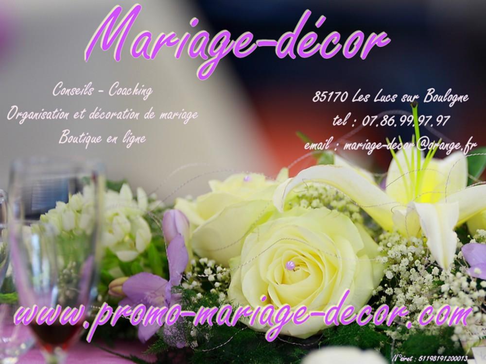 Mariage Decor Organisation Et Decoration De Aux Prix Les Plus Bas
